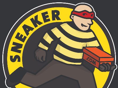 Organization logo for SNEAKERSTEAL