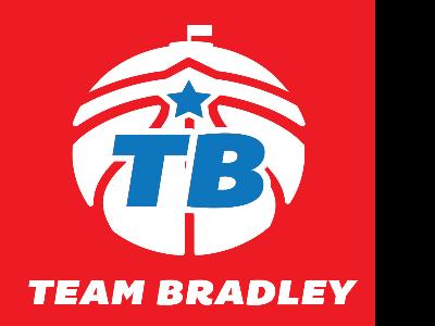 The official logo of Team Bradley