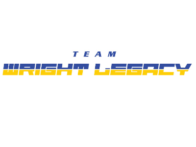 The official logo of Team Wright Legacy