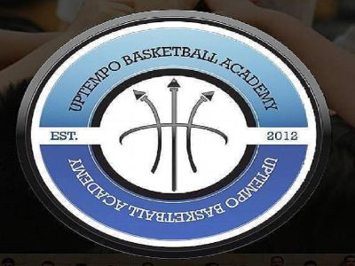 Organization logo for Uptempo Basketball Academy