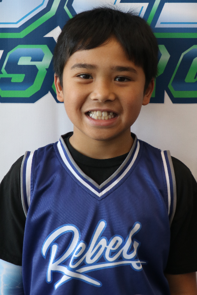 Ayden Cabebe at G365 King of the Coast Tournament 2021