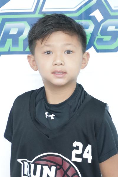 Evan Hung at G365 Fall Kickoff Tournament 2021