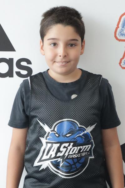Jonathan Bidrussian at G365 Fall Kickoff Tournament 2021