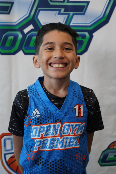 Kenneth Woods at G365 Fall Kickoff Tournament 2021